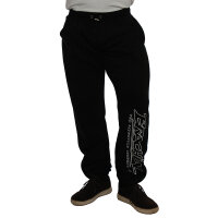 "Brachial Tracksuit Trousers ""Gain"" black"