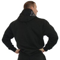 "Brachial Hoody ""Gain"" black"