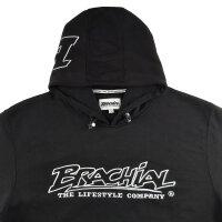 """Brachial Hoody """"Gain"""" black XL"""