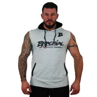 Brachial Tank-Top Boxer light grey/black