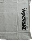 """Brachial Tank-Top """"Boxer"""" light grey/black 2XL"""