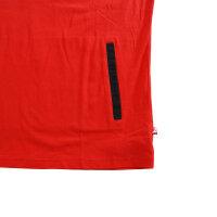 """Brachial Tank-Top """"Boxer"""" red/black XL"""
