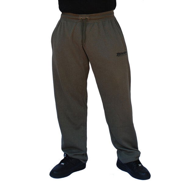 Brachial Tracksuit Trousers Lightweight military green