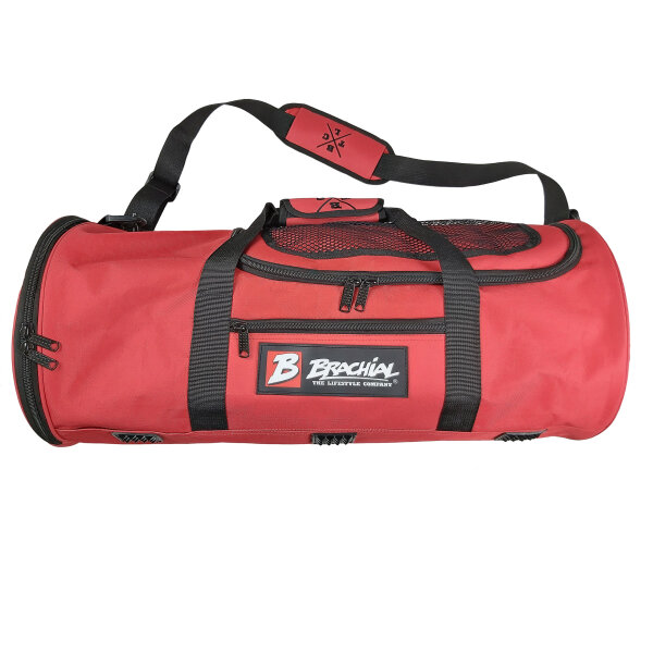 Brachial Sports Bag Travel red