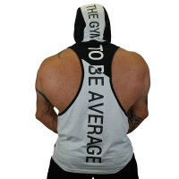 "Brachial Tank-Top ""Task"" black/white"