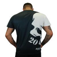 "Brachial T-Shirt ""Hide"" schwarz S"