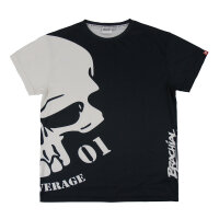 "Brachial T-Shirt ""Hide"" schwarz L"