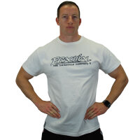 Brachial T-Shirt Gain white/black