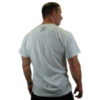 "Brachial T-Shirt ""Gain"" white/black"