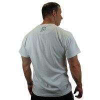 "Brachial T-Shirt ""Gain"" white/black L"
