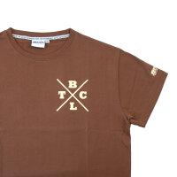 "Brachial T-Shirt ""Beach"" braun 3XL"