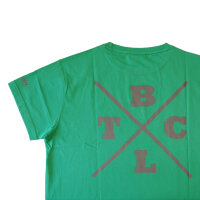 "Brachial T-Shirt ""Beach"" dark green"