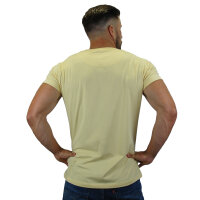 "Brachial T-Shirt ""Sign"" ivory/white XL"