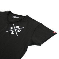 """Brachial T-Shirt """"Move"""" black/white"""