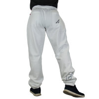 "Brachial Tracksuit Trousers ""Gain"" white"