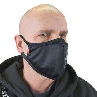 """Brachial Maske """"Farce-Vol.2"""" schwarz"""