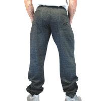 "Brachial Tracksuit Trousers ""Gain"" graphit melounge S"
