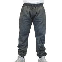 "Brachial Tracksuit Trousers ""Gain"" graphit melounge XL"