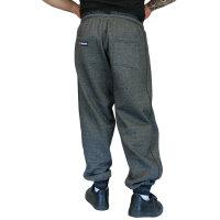"Brachial Tracksuit Trousers ""Spacy"" graphit melounge/black M"