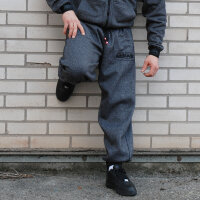 "Brachial Tracksuit Trousers ""Spacy"" graphit melounge/black 2XL"